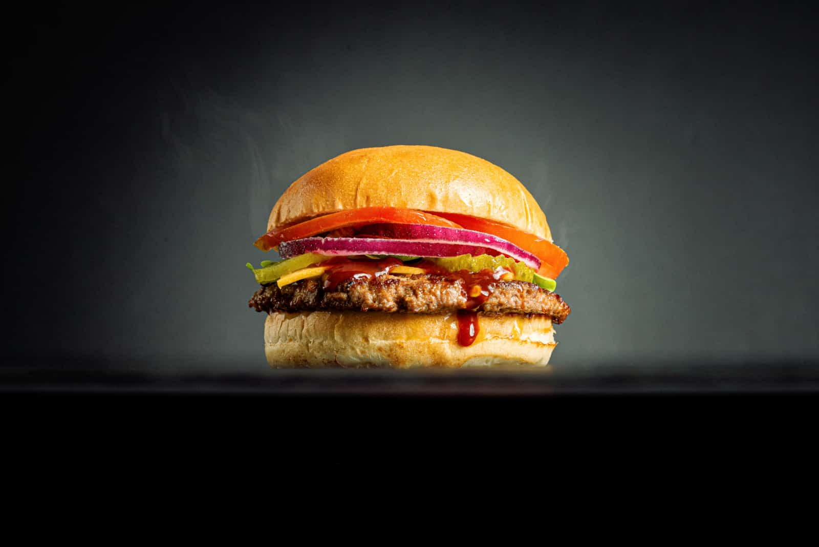 Mexican Burger Front Facing